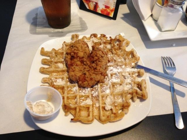 Dane's Chicken & Waffles