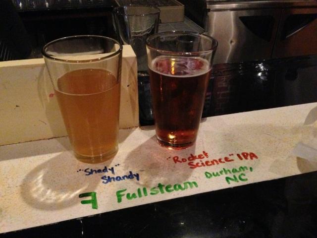 Fullsteam Brewery in Durham, NC
